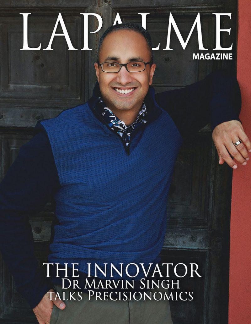 THE INNOVATOR: Dr. Marvin Singh talks Precisionomics