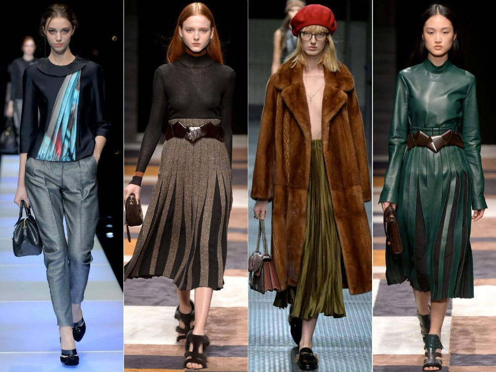 Fashion Forecast From Milan Fashion Week