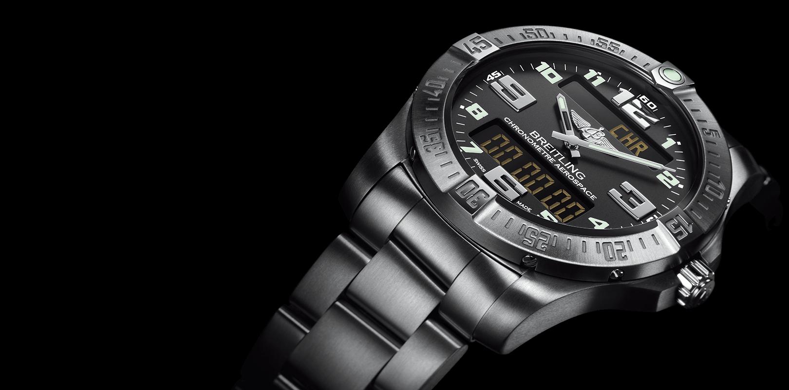 """Aerospace Evo Night Mission """"30e anniversaire"""" limited edition"""