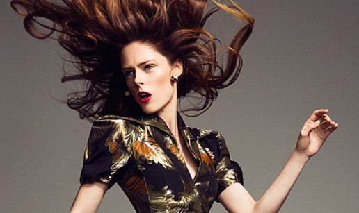 Coco Rocha Signs with IMG
