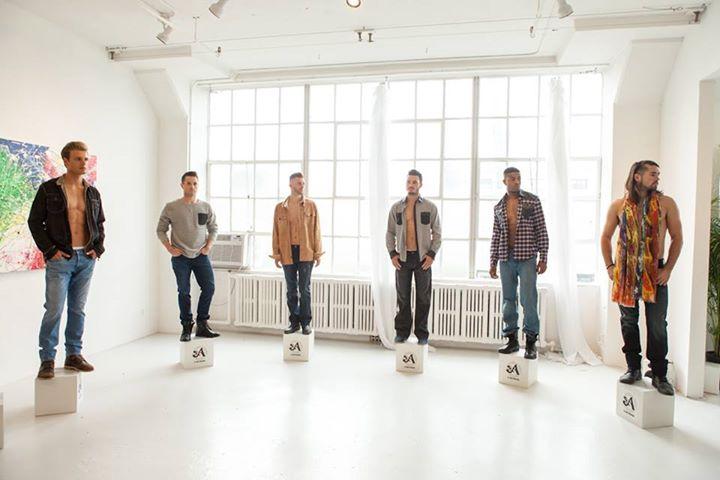 ARTISTIX Presents at New York Fashion Week Men's