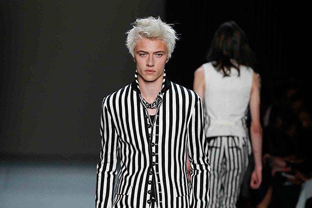 CLOTHESHORSE FOR LAPALME –  JOHN VARVATOS SS 16 #NYFW MEN'S