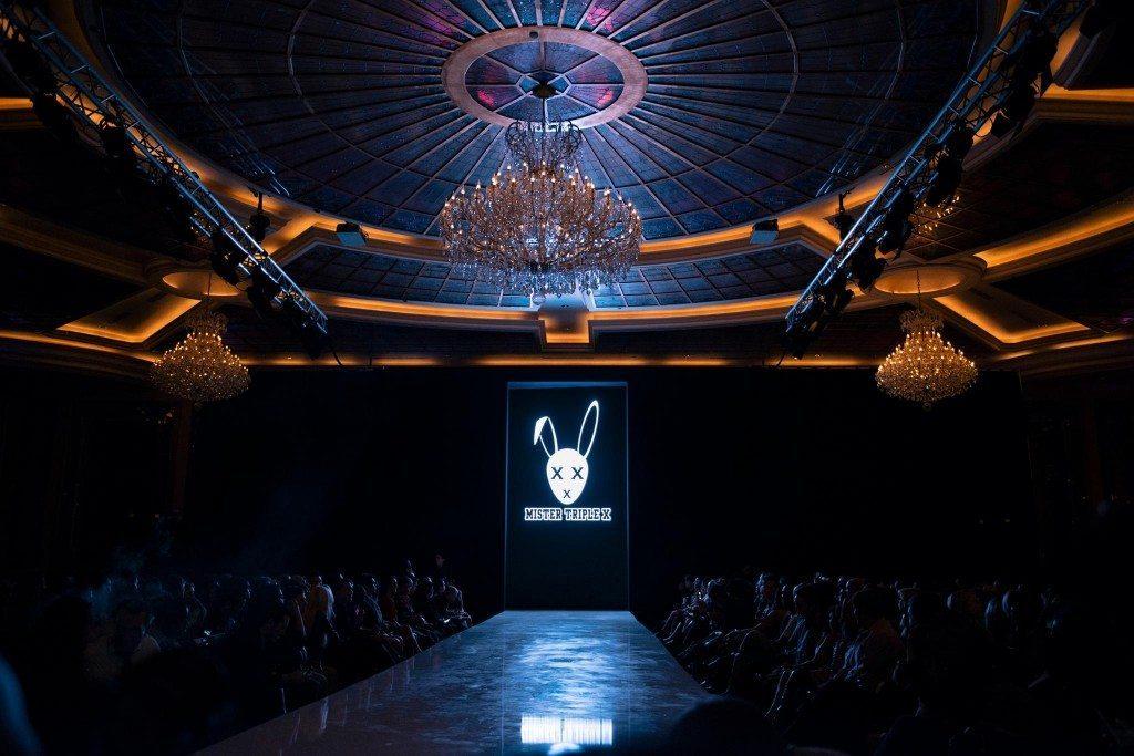 Mister Triple X Rocks New York Fashion Week at Art Hearts Fashion – Grand Central Station