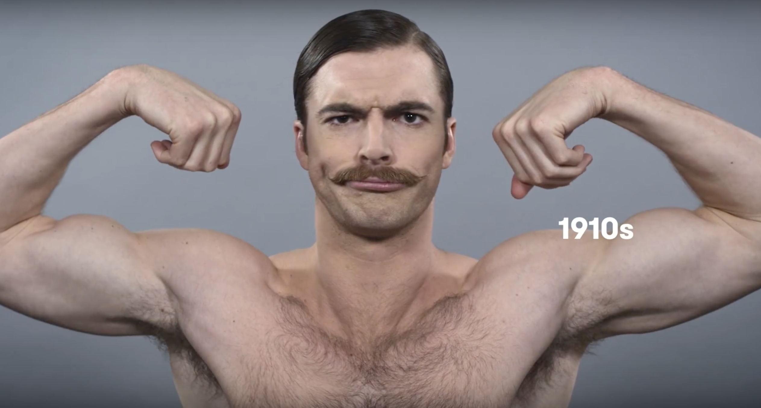 100 Years of Men's Hair and How Alexander the Great is the Reason You Shave