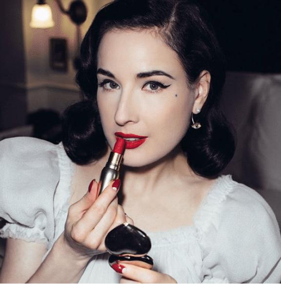 The Baddest Red Lipstick Around