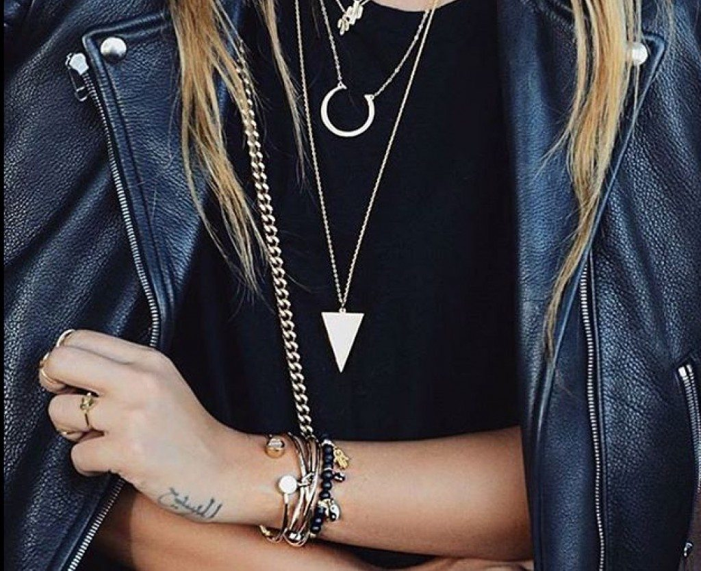 Jewelry for the Minimalist Girl