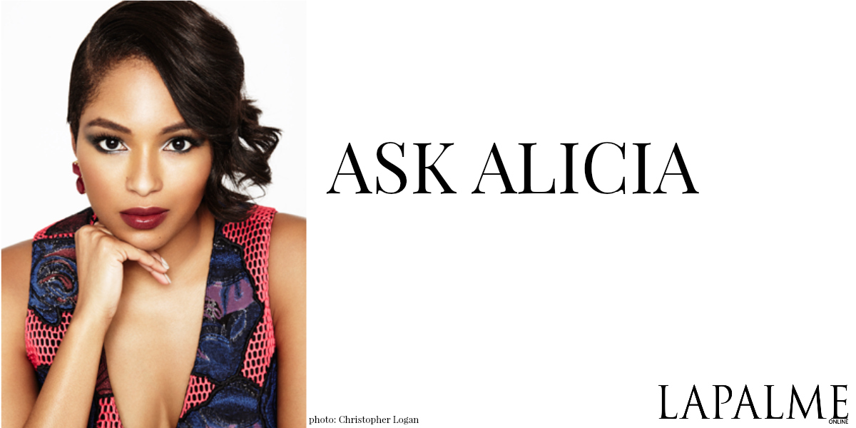 Ask Alicia #MensStyle