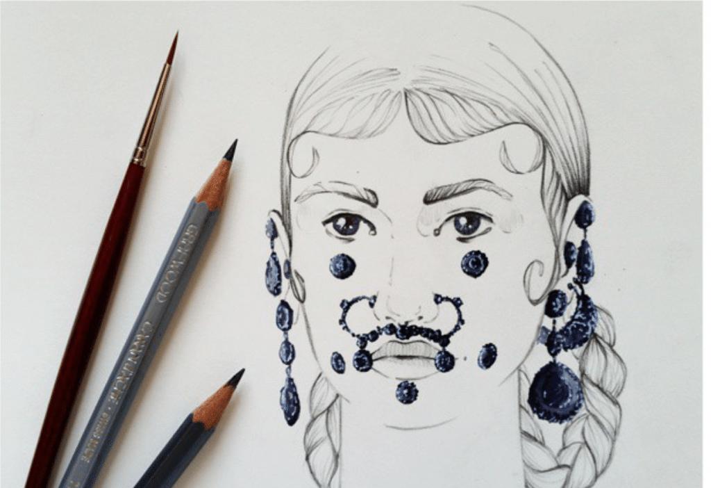 Camilla Locatelli: The Fairytale of the Fashion Illustrator