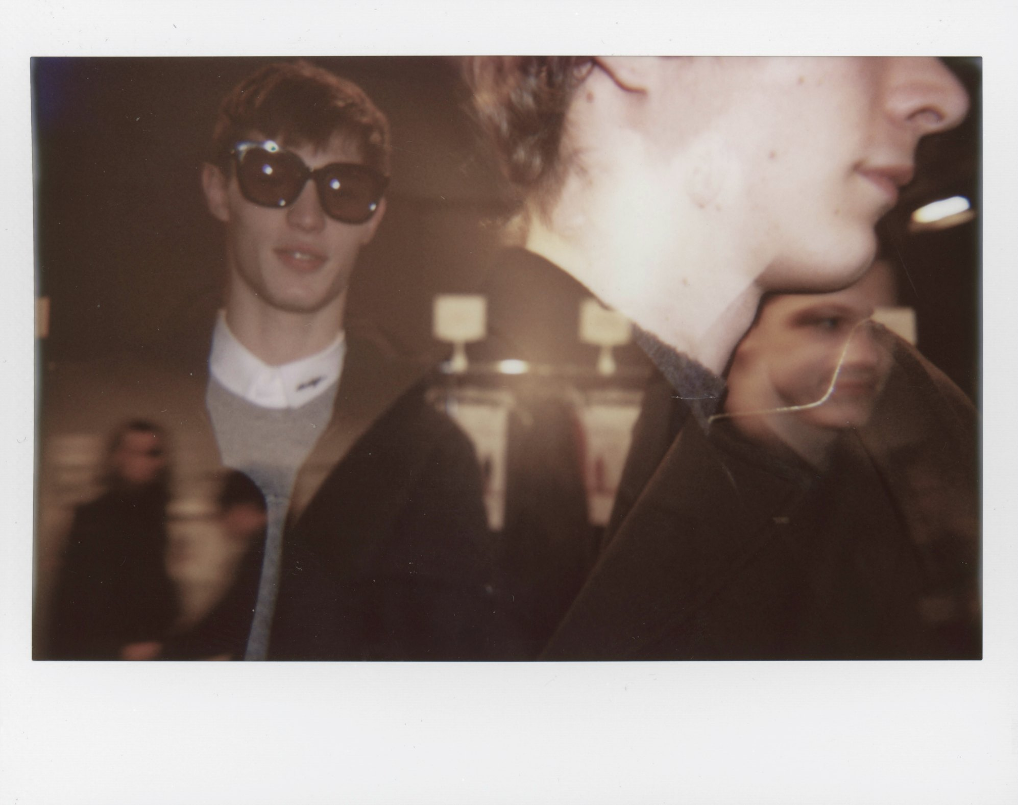 NYMD Day 1 Polaroid Recap by Fashion Photographer Christopher Logan