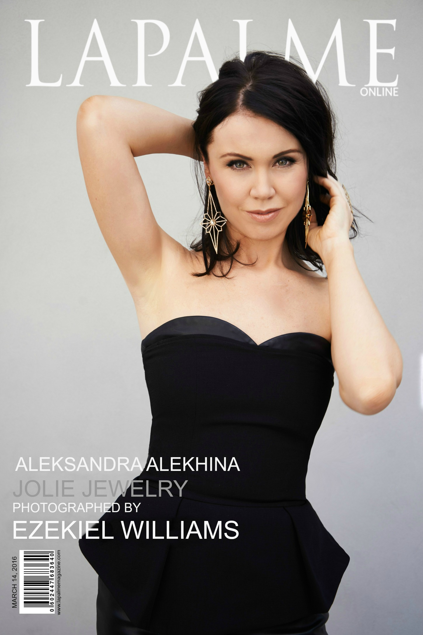 Aleksandra Alekhina of Jolie Jewelry