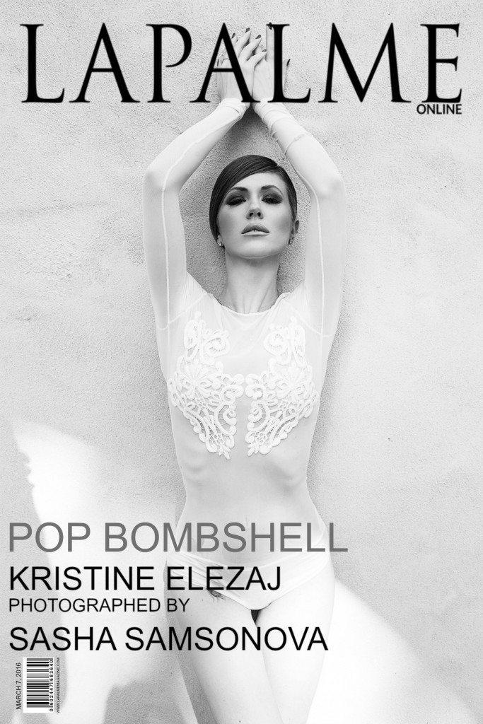 KRISTINE ELEZAJ – PHOTOGRAPHED BY SASHA SAMSONOVA