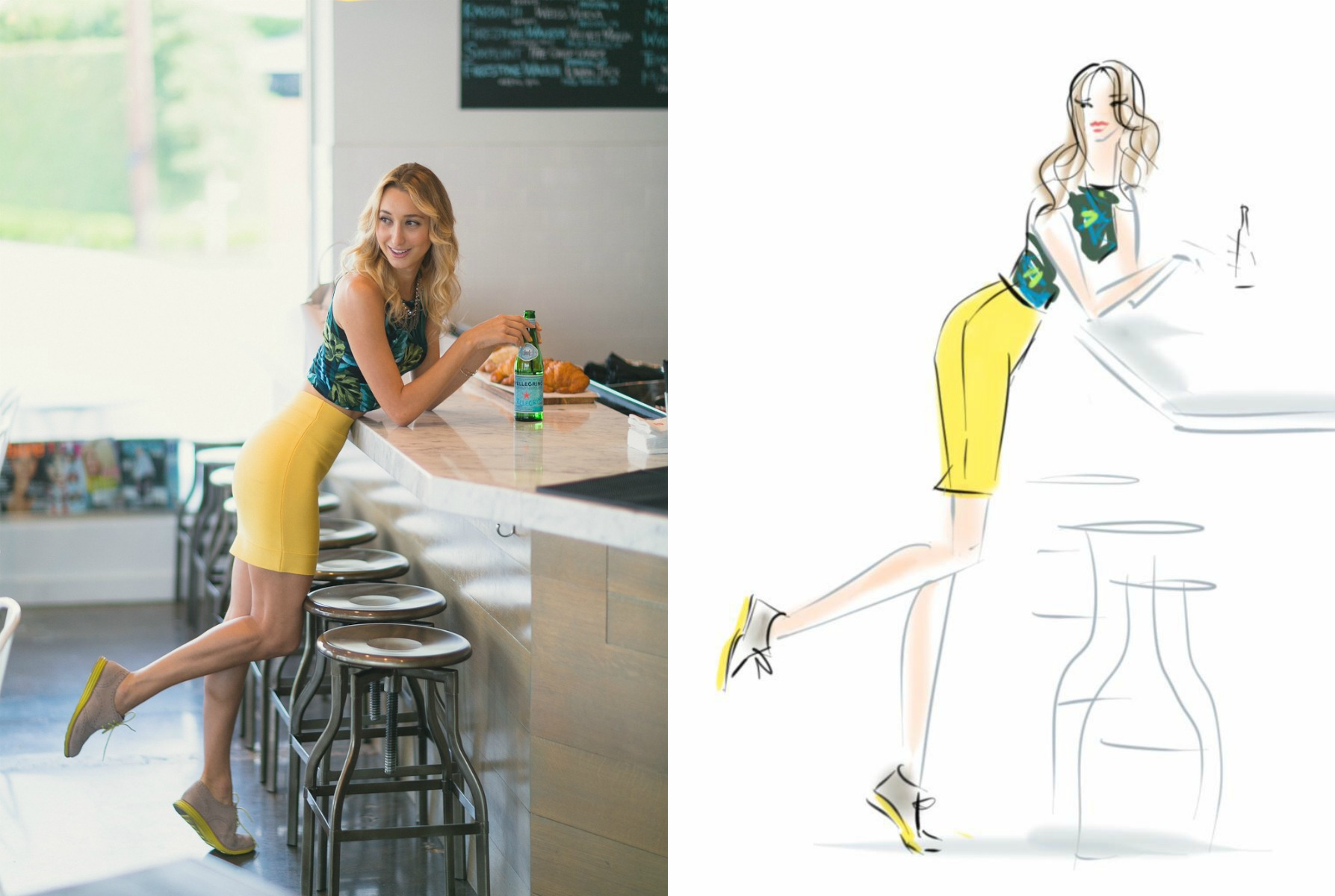 Instant Illustrations With Chic Sketch