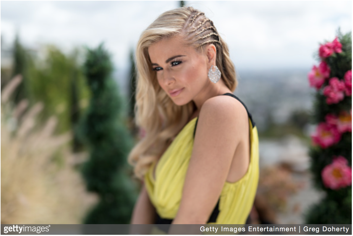 Behind-the-Scenes Our Women's Summer Cover shoot with Carmen Electra