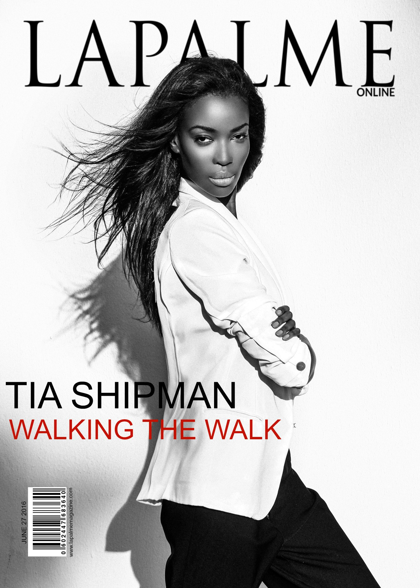 Walking the Walk: Tia Shipman Gives Us a Peek into Her Life and the Industry