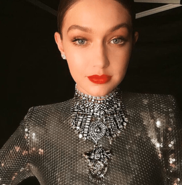 All About Gigi Hadid's MuchMusic Video Awards Look