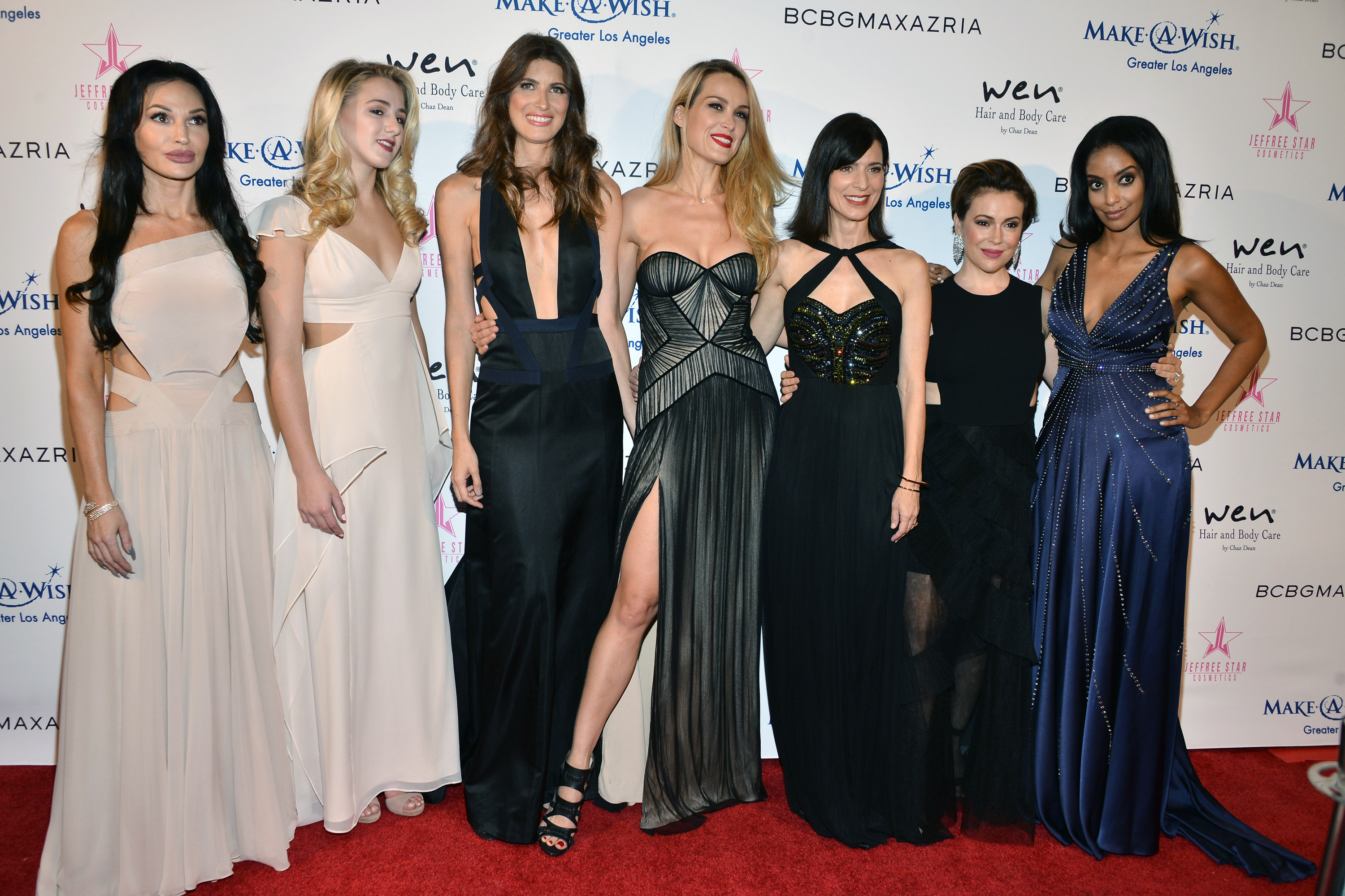 Night Out With Make-A-Wish & BCBGMAXAZRIA