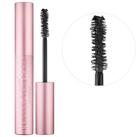 Get Rebel Eyes with Too Faced Better Than Sex Mascara.