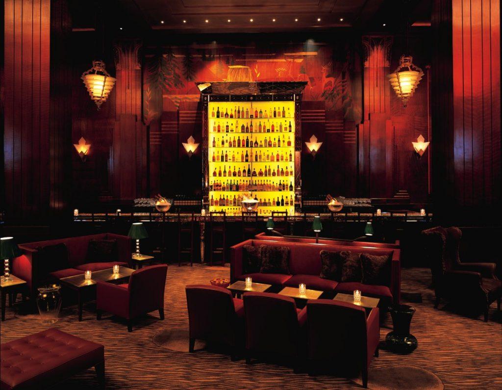Make a Reservation at the Redwood Room
