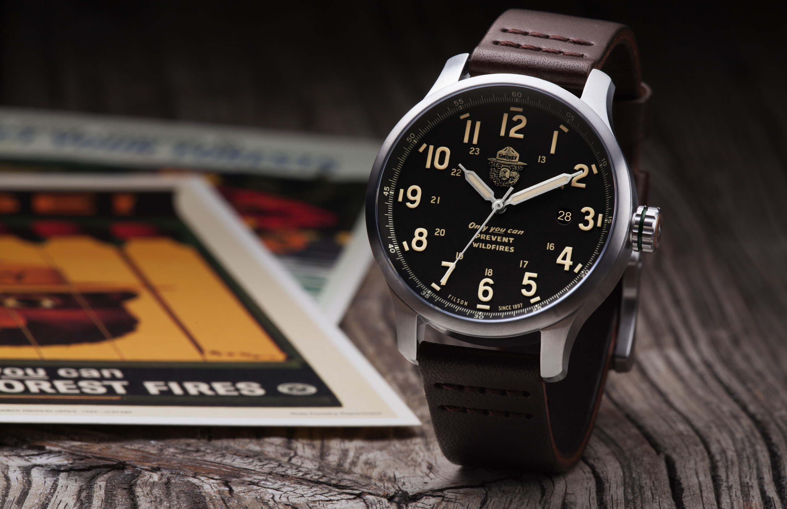 Filson Smokey Bear Collection