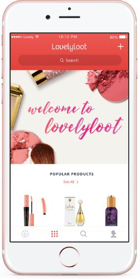 Lovelyloot: The Beauty-Obsessed's Newest Must-Have App