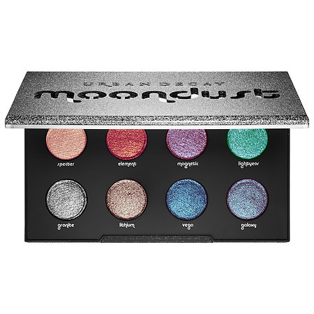 Get Rebel Eyes with the Urban Decay Moondust Palette.