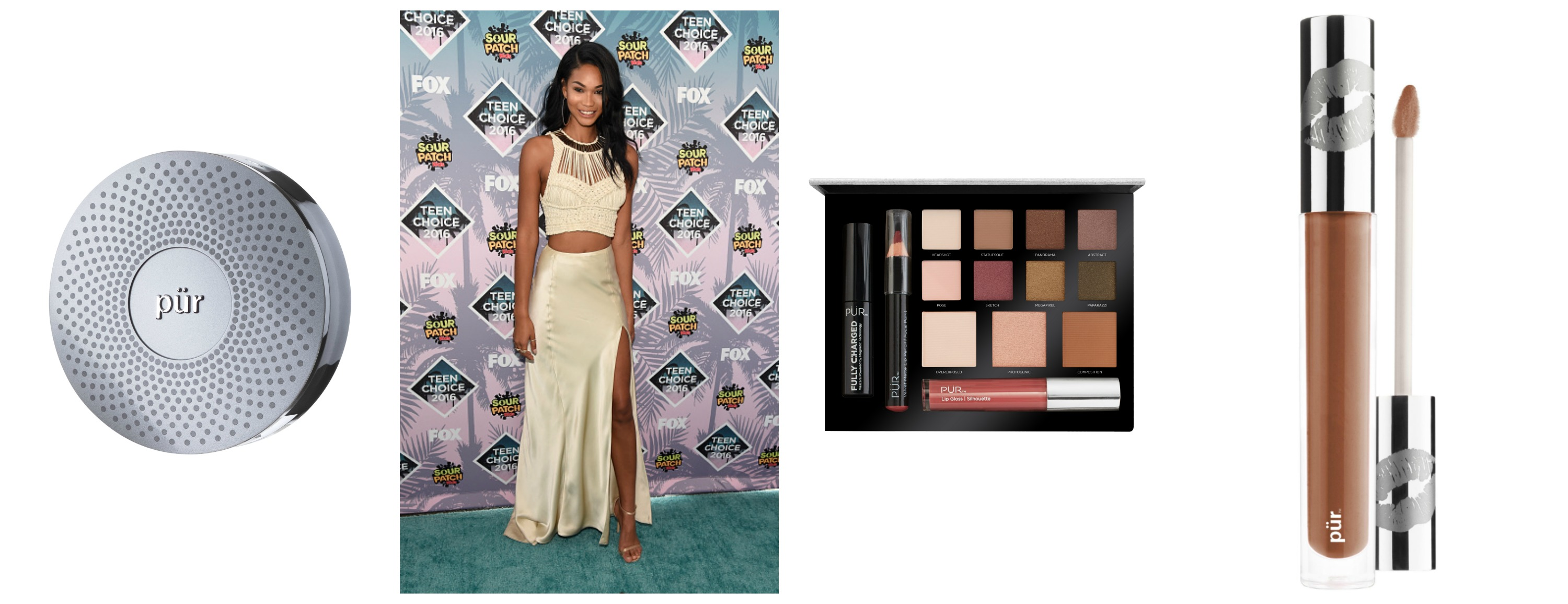 GET HER GLAM: CHANEL IMAN AT THE TEEN CHOICE AWARDS