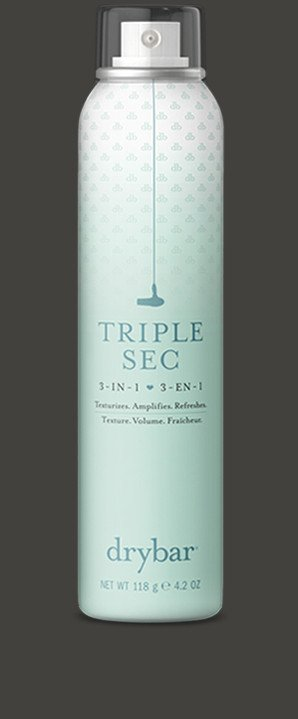 Bring the spa home with Drybar's Triple Sec.