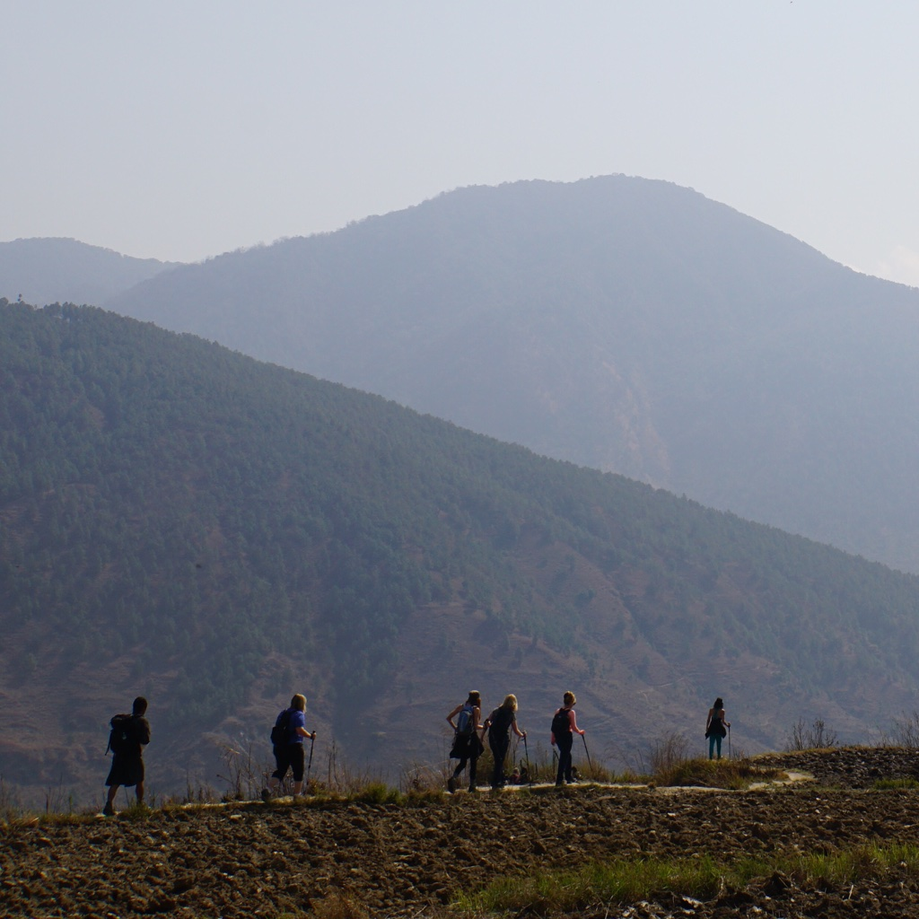 hiking-punakha-bhutan