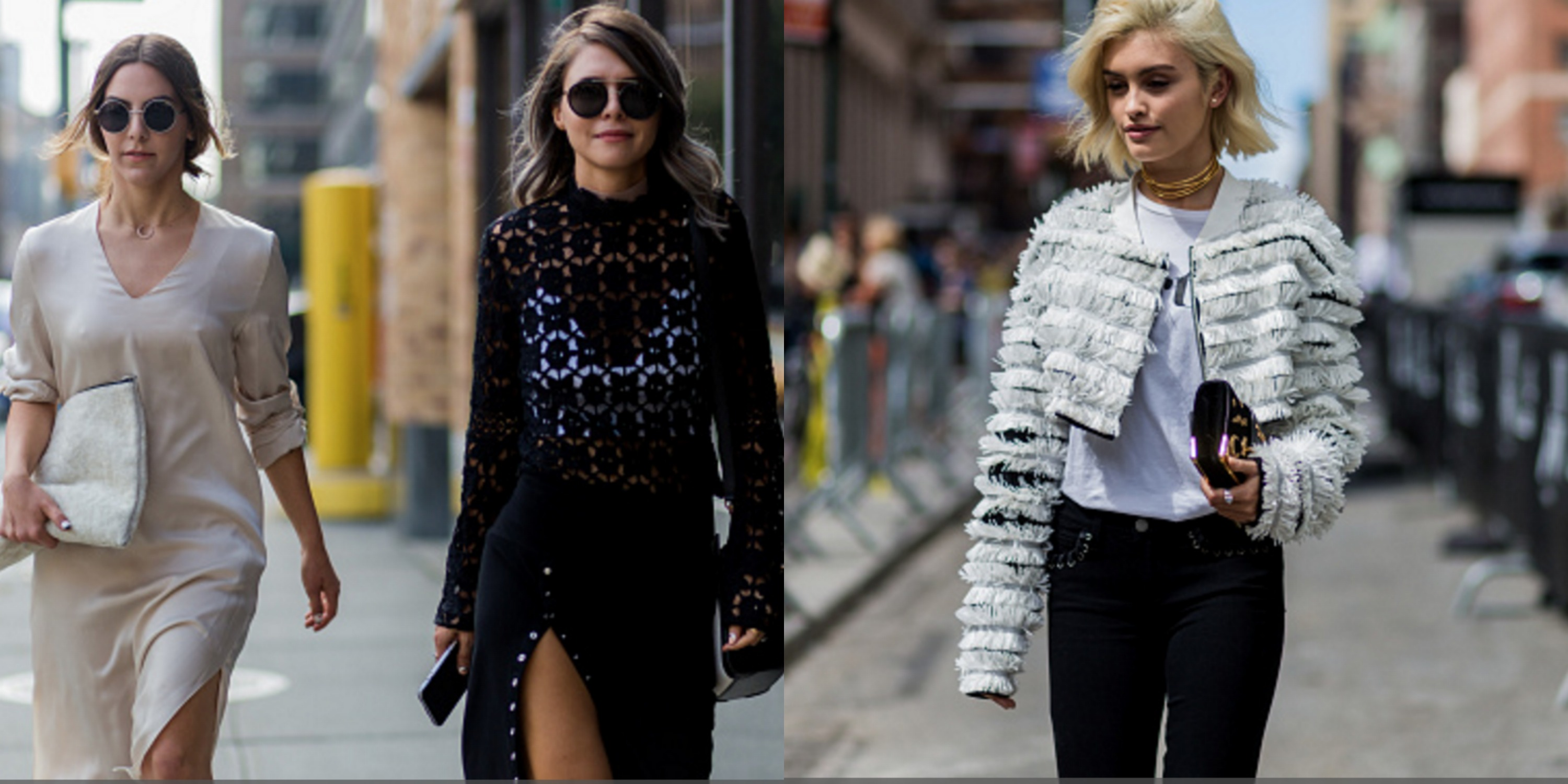 Style Meets the Streets at NYFW