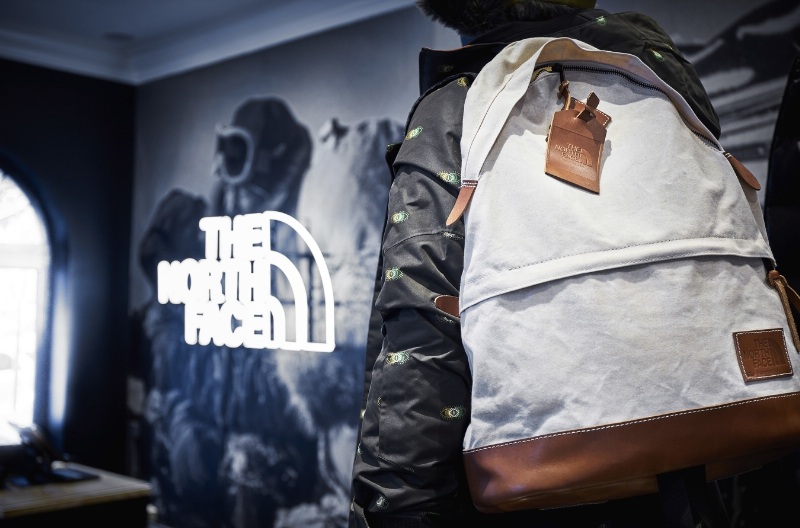 The North Face Launches First-Ever Urban Exploration Concept Shop in the U.S.