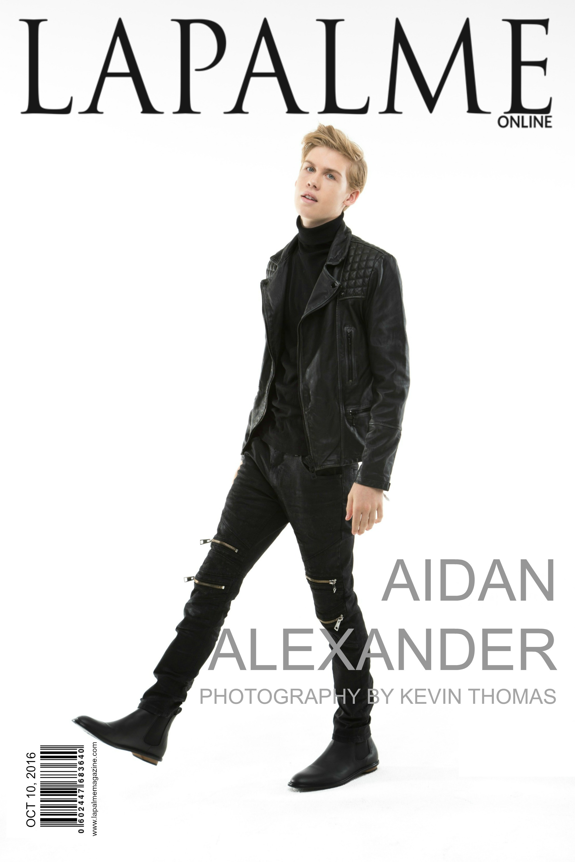 10 Things You Need to Know About Aidan Alexander