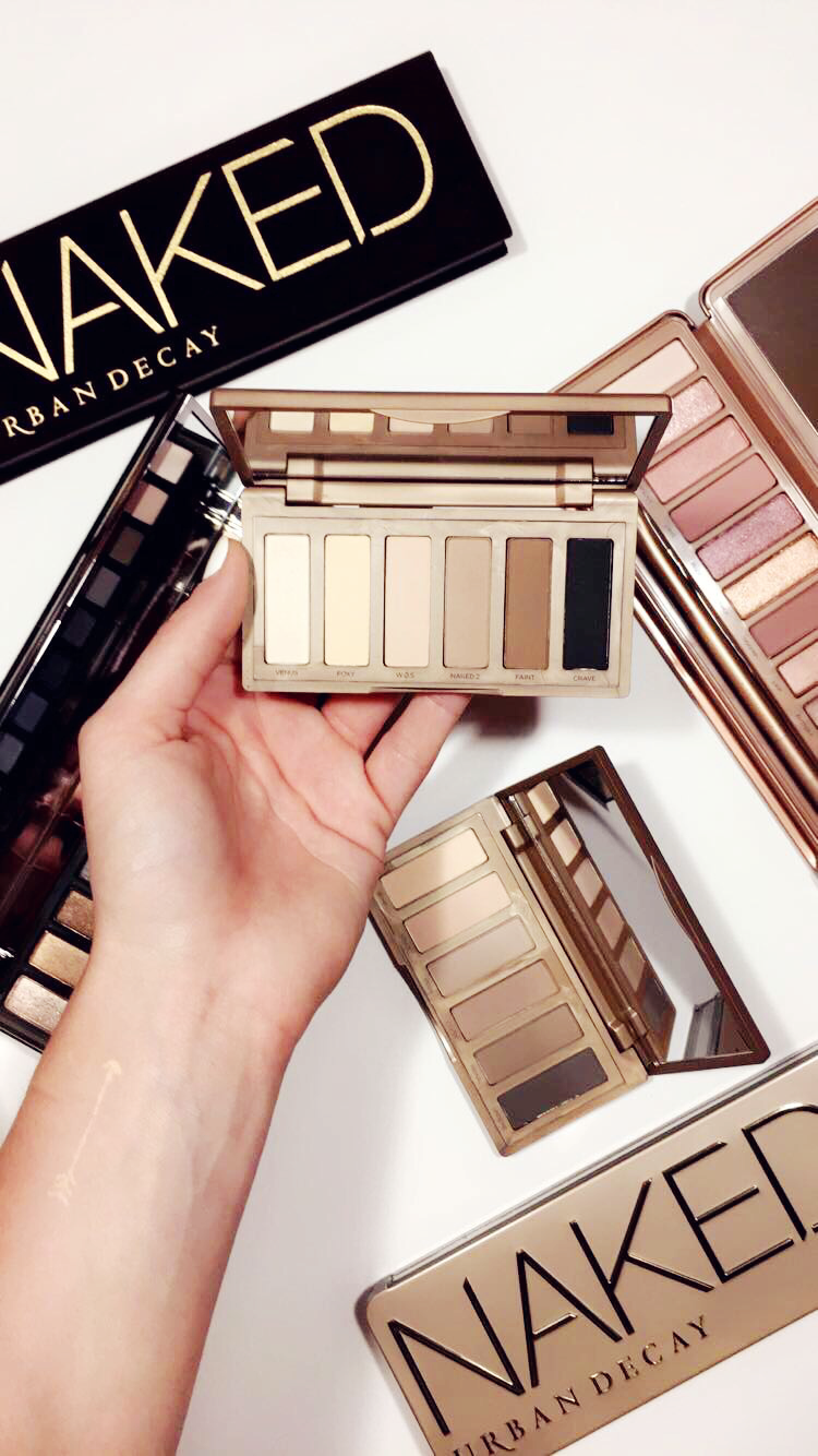 Look Better Naked! All About One Of Our Favorites; Urban Decay Naked Palette