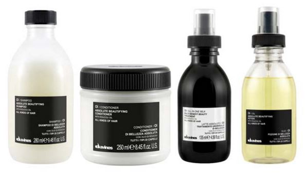 Beauty Report: Davines OI Essential Haircare Line
