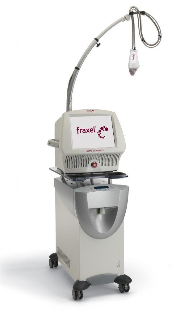 fraxel-dual
