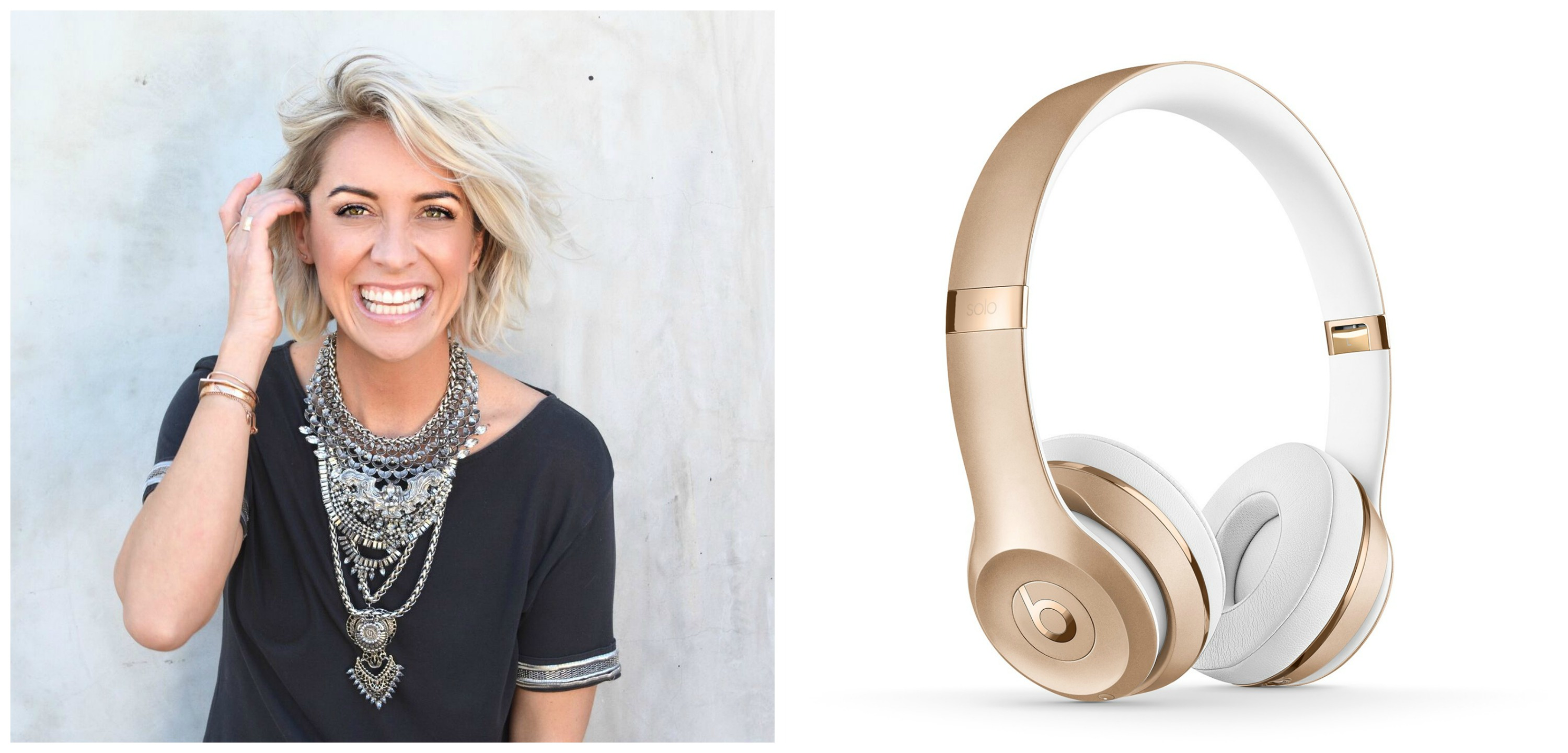 "Beats Taps Celeb Hairstylist Riawna Capri For ""Headphone Hair"""