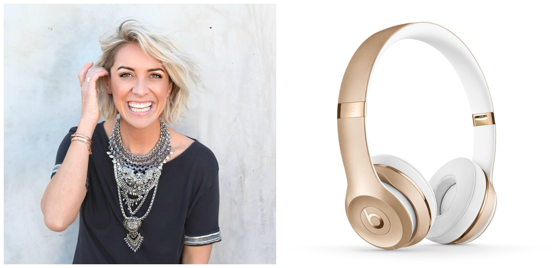 "Beats Taps Celeb Hairstylist Riawna Capri For ""Headphone Hair"""