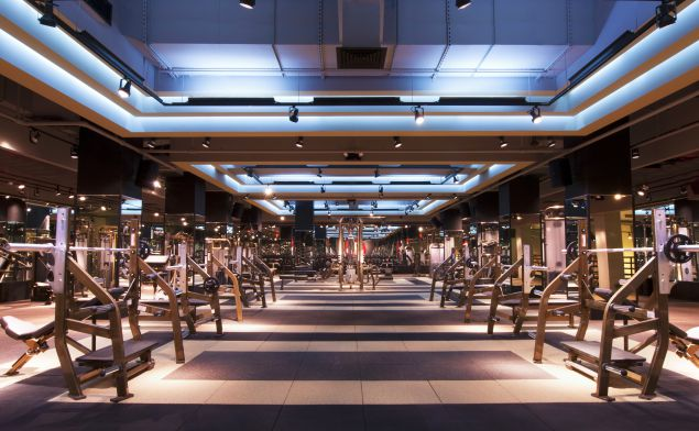 Fitness of the Future: David Barton's TMPL Gym Offers The Next Step in Fitness Plans