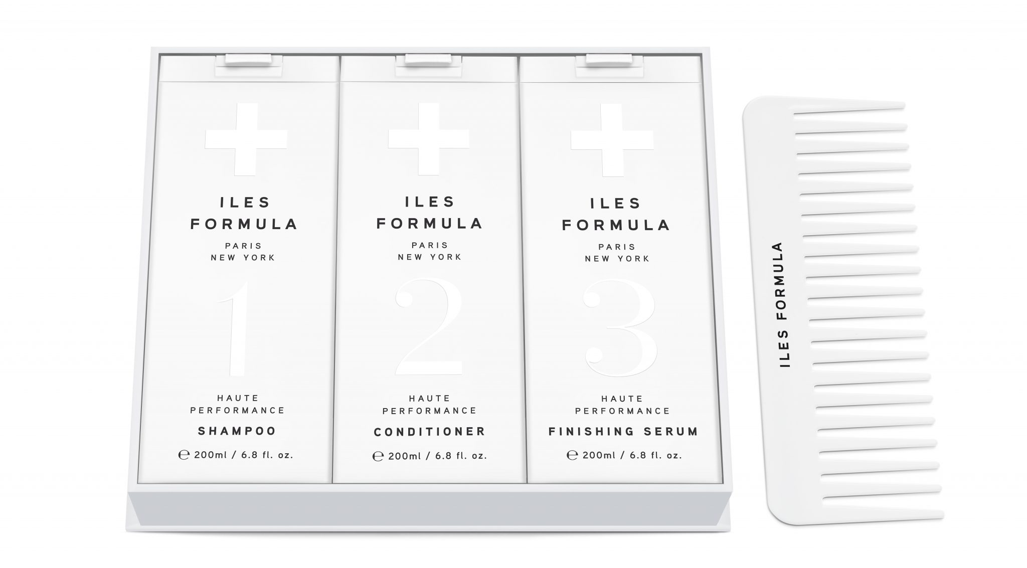 New Year, New Hair with ILES FORMULA