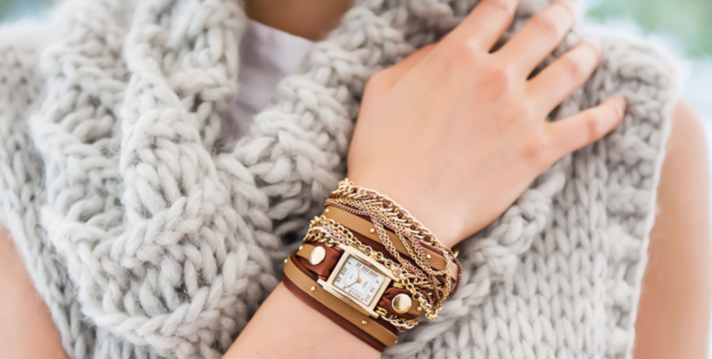 Give Her the Gift of Time with La Mer Watches