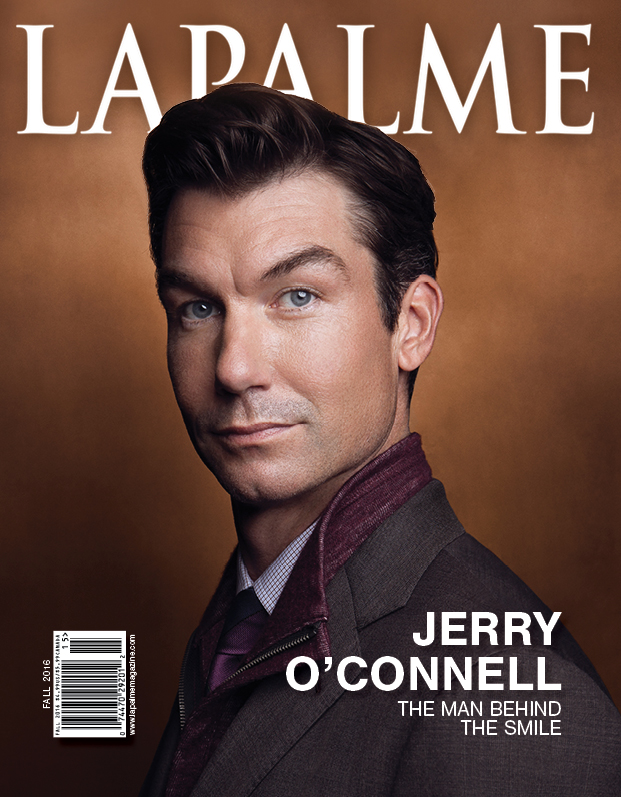 JERRY O'CONNELL – THE SMILE YOU LOVE TO WATCH