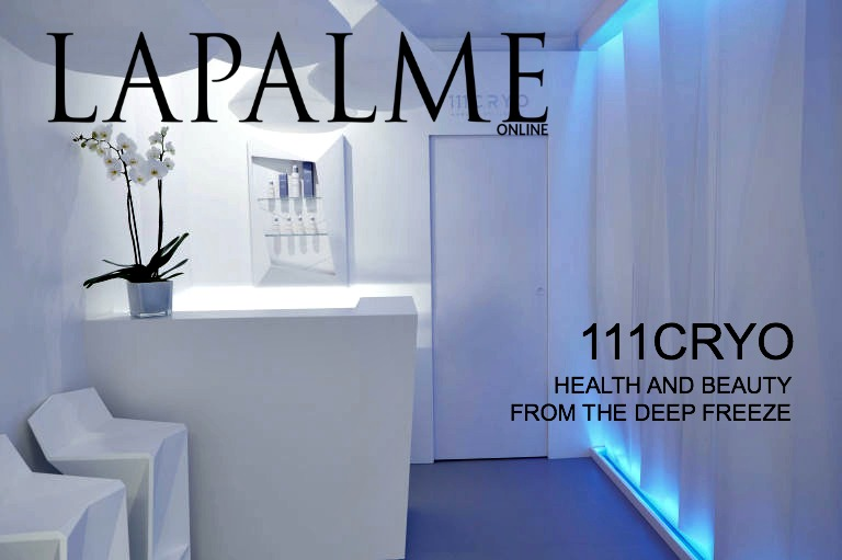111CRYO: Health and Beauty from the Deep Freeze