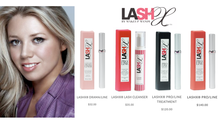 Healthier Lashes Between Extension Appointments with LAshX