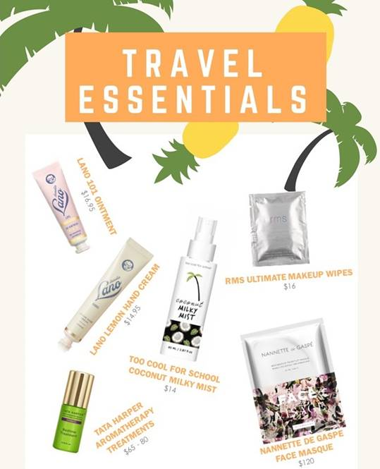 TSA Approved Summer Travel Essentials