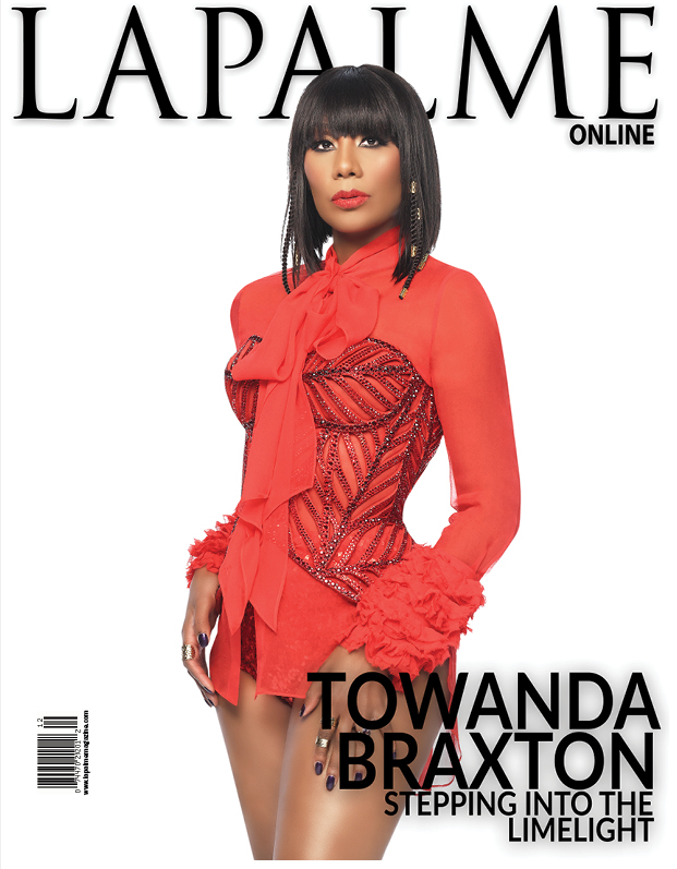 TOWANDA BRAXTON: STEPPING INTO THE LIMELIGHT