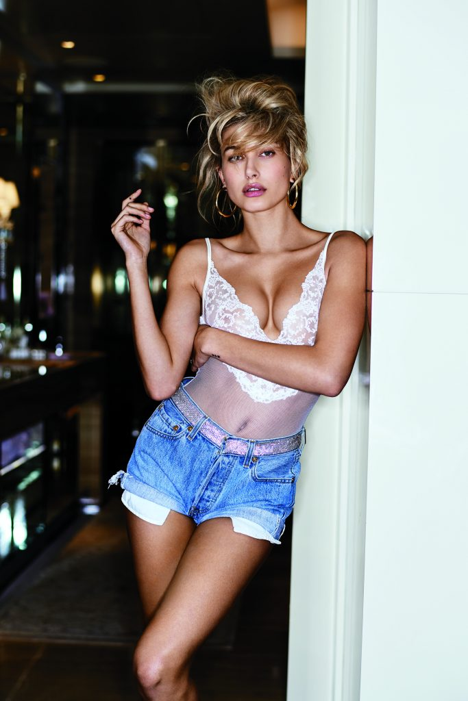 Hailey Baldwin is Super Haute Topping the List of Maxim's Hot 100