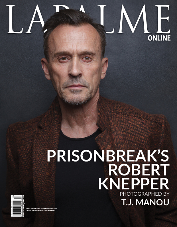 ROBERT KNEPPER TAKES NO BREAKS: Twin Peaks, Prison Break and More!