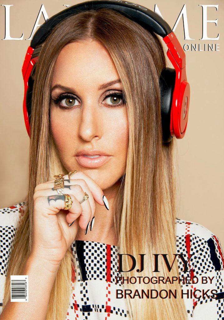 DJ IVY aka Halle Grano
