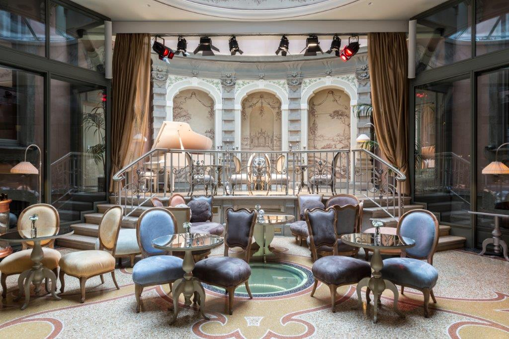 Luxury Stay in Milan at Château Monfort