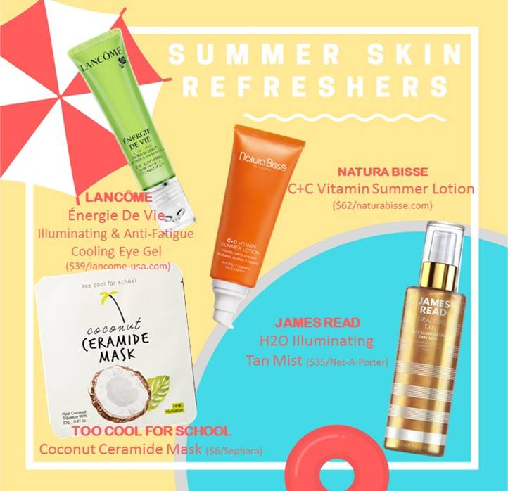 Summer Skincare Launches You Need Right Now!