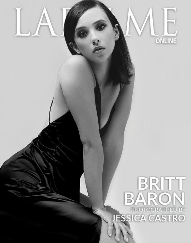 Glow Girl: Britt Baron